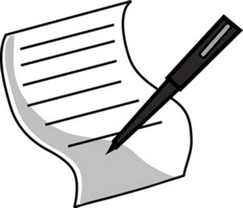 Warrant paper writing